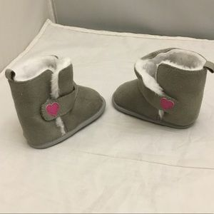 Luvable Friends Baby Girl's Winter Boots (A9)